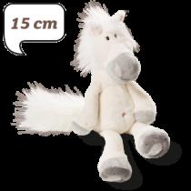 NICI Horse Plush White 15 cm