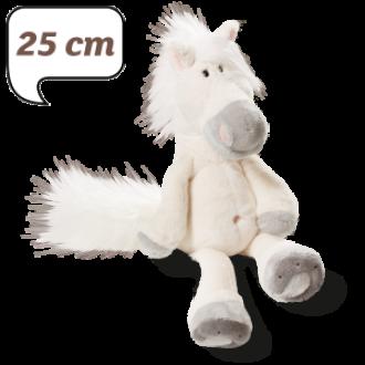 NICI Horse Plush White 25 cm