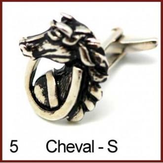 Cheval - Silver