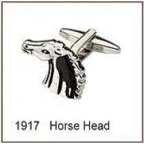 Horse Head cufflinks