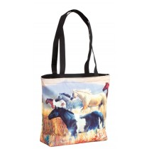 'Band Of Horses' large  totebag