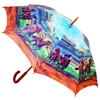 Kentucky Derby Umbrella