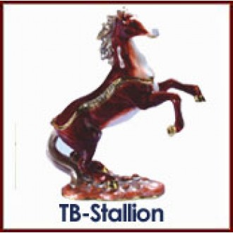 Stallion Trinket Box