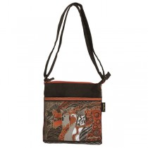 Laurel Burch Cross Body bag 'Moroccan Mares'