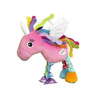 Lamaze Tilly Twinklewings pram toy
