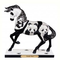 Panda Paws painted pony