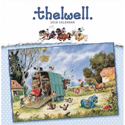 Thelwel 2018 Calendar