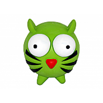 Goggle Green Cat dog toy