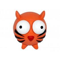 Goggle Orange Cat dog toy
